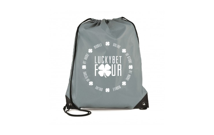 Pegasus Plus Drawstring Bag