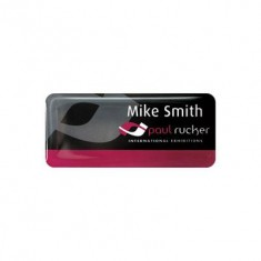 Engraved Plastic Name Badges