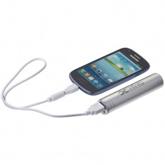 Portable Battery with Torch