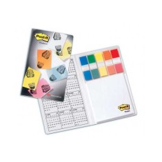 Post-it Organiser with Note markers