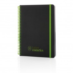 Premium A5 Wiro Bound Notebook