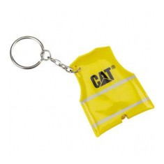 Pressed PVC Torch Key Ring
