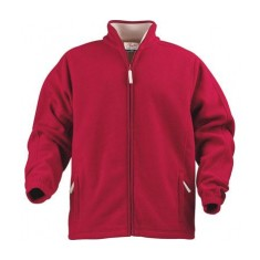Printer Cross Full Zip Fleece