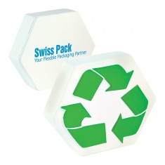 Recycle Logo Stress Toy
