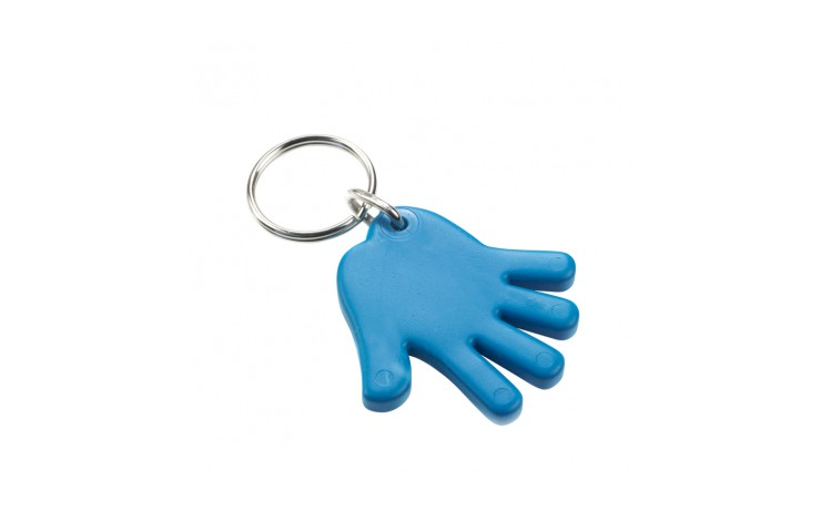 Recycled Hand Keyring