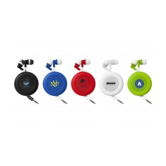 Retractable Reely Earphones