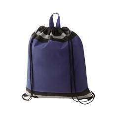 Reflective Sports Drawstring Bag
