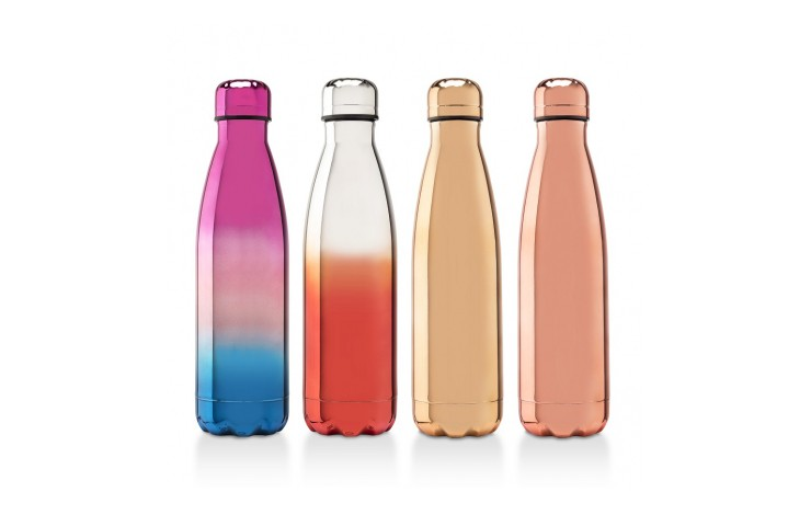 Regent Electroplated Insulated Bottle