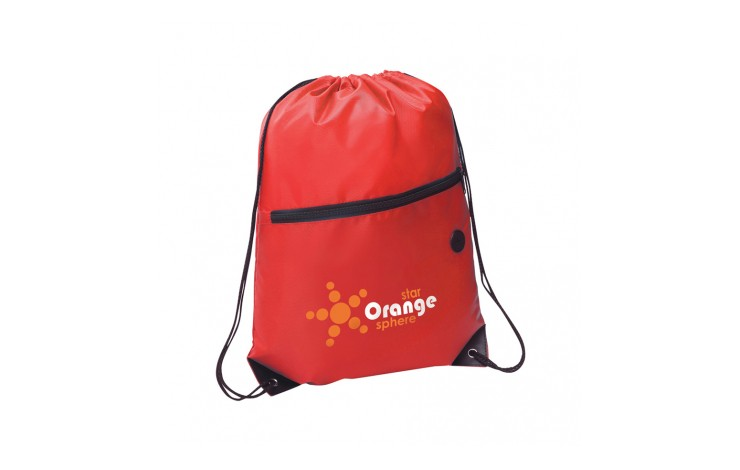 Rio Sports Pack with Front Zipper