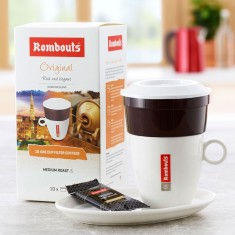 Rombouts Original One Cup Filters