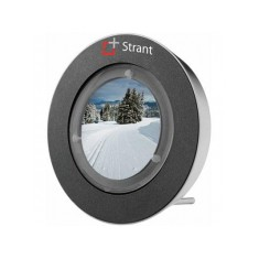 Rotating Clock with Photo Frame