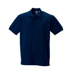 Russell Men's Pima Cotton Polo Shirt