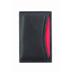 Sandringham Nappa Leather Slimline Card Holder