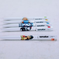 Senator Liberty Polished Ballpen
