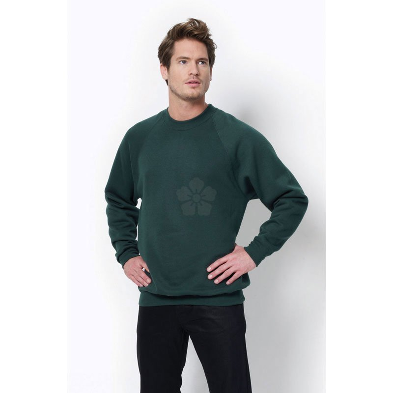 a835799ff4c1 Promotional SG Men s Raglan Sleeve Crew Neck Sweatshirt ...