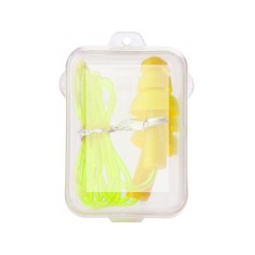 Silicone Ear Plugs in Case