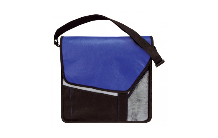 Slant Flap Messenger Bag