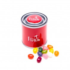 Small Paint Tin with Jelly Beans