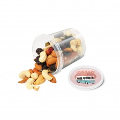 Snack Pot with Trail Mix