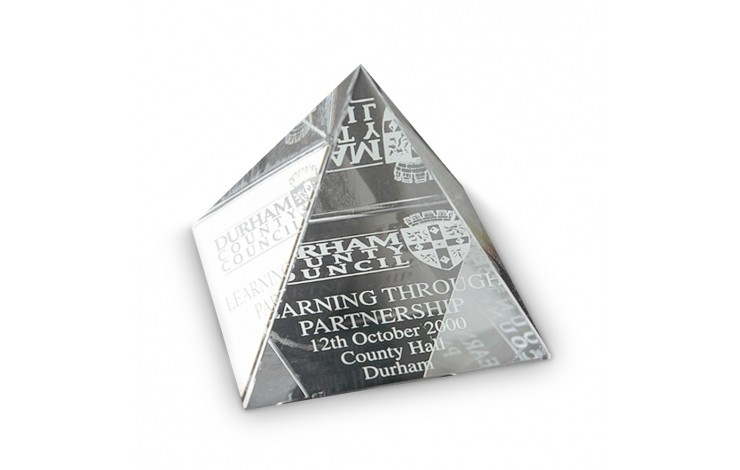 Crystal Pyramid