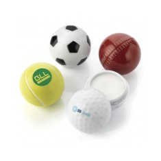 Sports Ball Lip Balms
