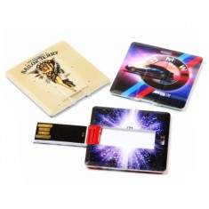 Square Card USB