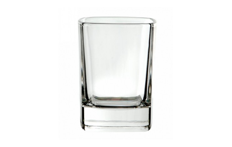 Square Tot Glass