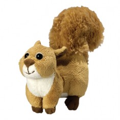 Squirrel Soft Toy