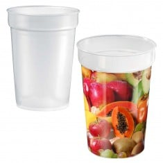 Stackable Glass 500ml