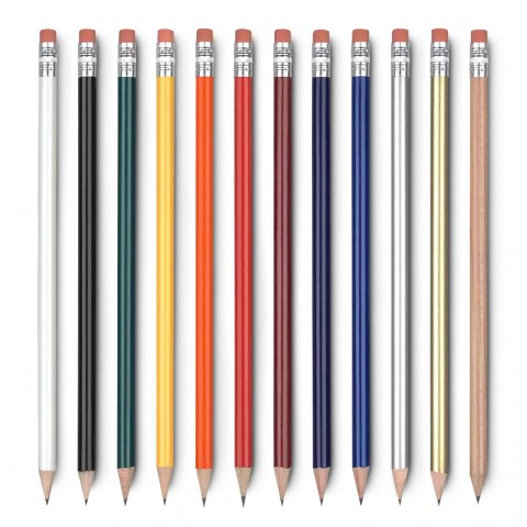 Standard WE Wooden Pencil