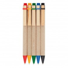 Storia Recycled Pen with flat clip