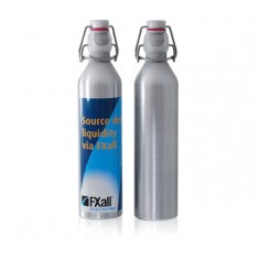 Swingtop Aluminium Bottle