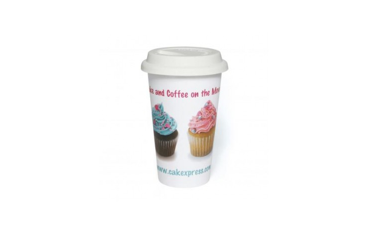 Full Colour TakeAway Mug