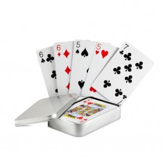 Tinned Playing Cards