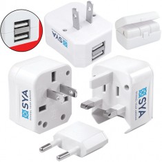 Travel Adaptor with USB Ports