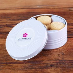 Treat Tin with Shortbread Biscuits