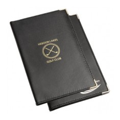 Troon Leather Scorecard Holder