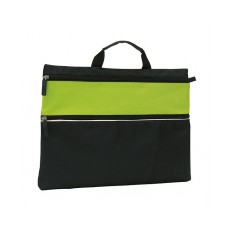 Two Tone Document Bag