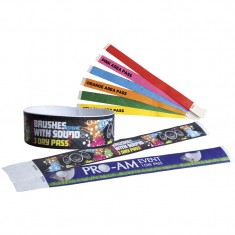 Tyvek Security Wristbands