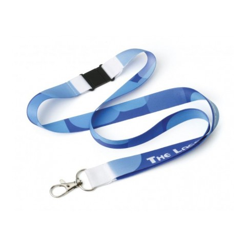 UK Dye Sublimation Lanyards
