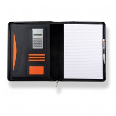Warwick Multi Pocket A4 Zipped Folder