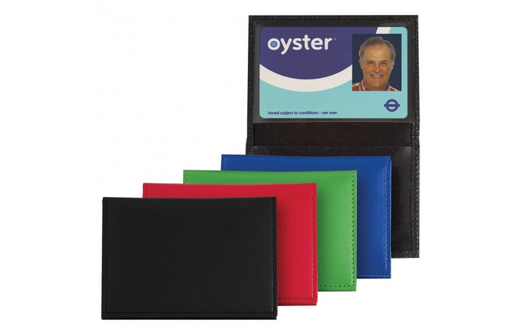 promotional warwick oyster card holder personalised