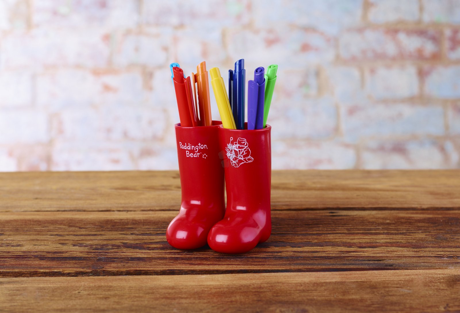 Promotional Wellington Boot Pen Pot Personalised By Mojo