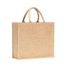 Whitstable Jute Budget Tote Bag