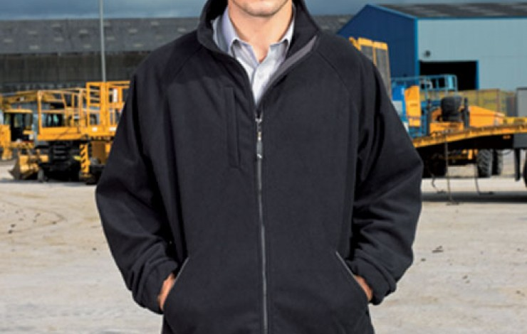 WindcheckerÆ Full Zip Fleece