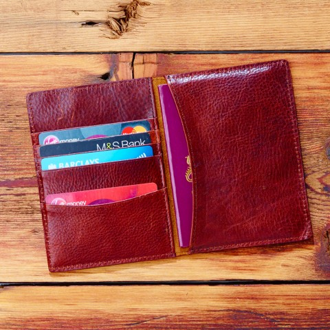 Windsor Passport Wallet