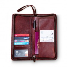 Windsor Travel Wallet