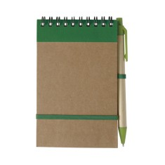 Wire Bound Recycled Note Book