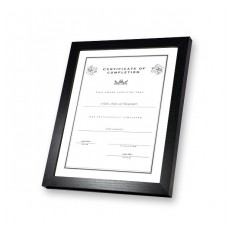 Wooden A4 Photo/Certificate Frame