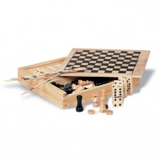 Wooden Games Set